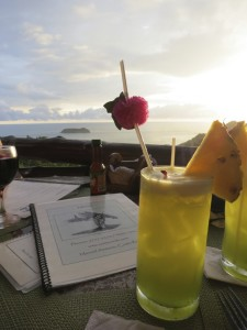 cocktail in costa rica