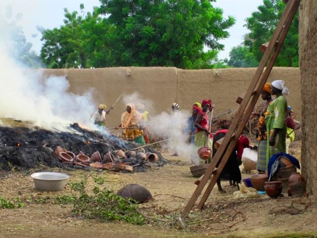 Women of Mali