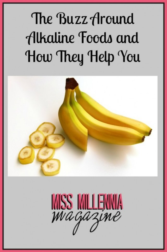 The Buzz Around Alkaline Foods and How They Help You