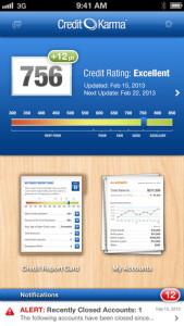 credit karma mobile app