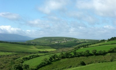 ireland field