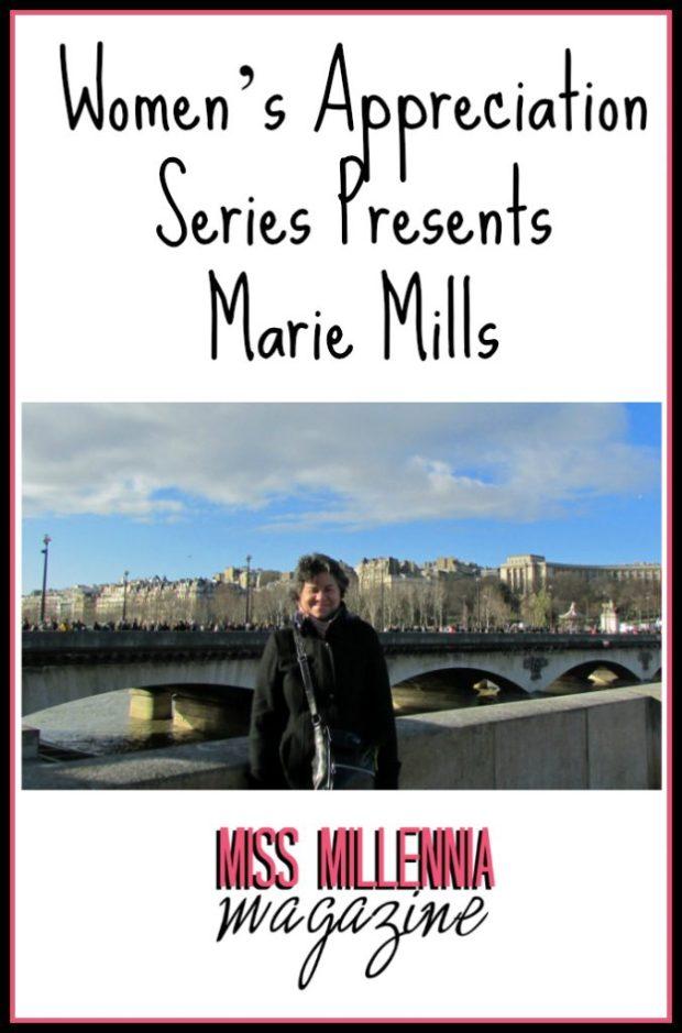 Marie Mills