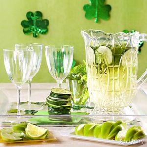 Green Sangria from party city