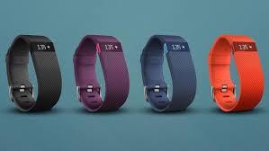 Fitbit HR technology