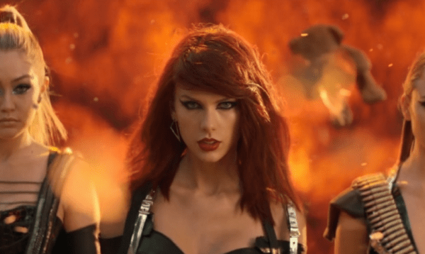 Taylor Swift's Bad Blood Video: Make It A Movie