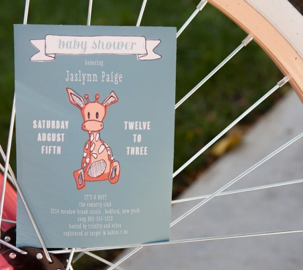 Plan Your Next Big Party For Your Smallest Family Member With Basic Invites