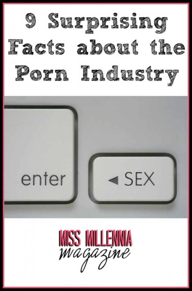 9 Surprising Facts about the Porn Industry