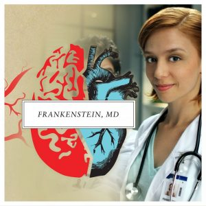 book adaptations frankenstein md