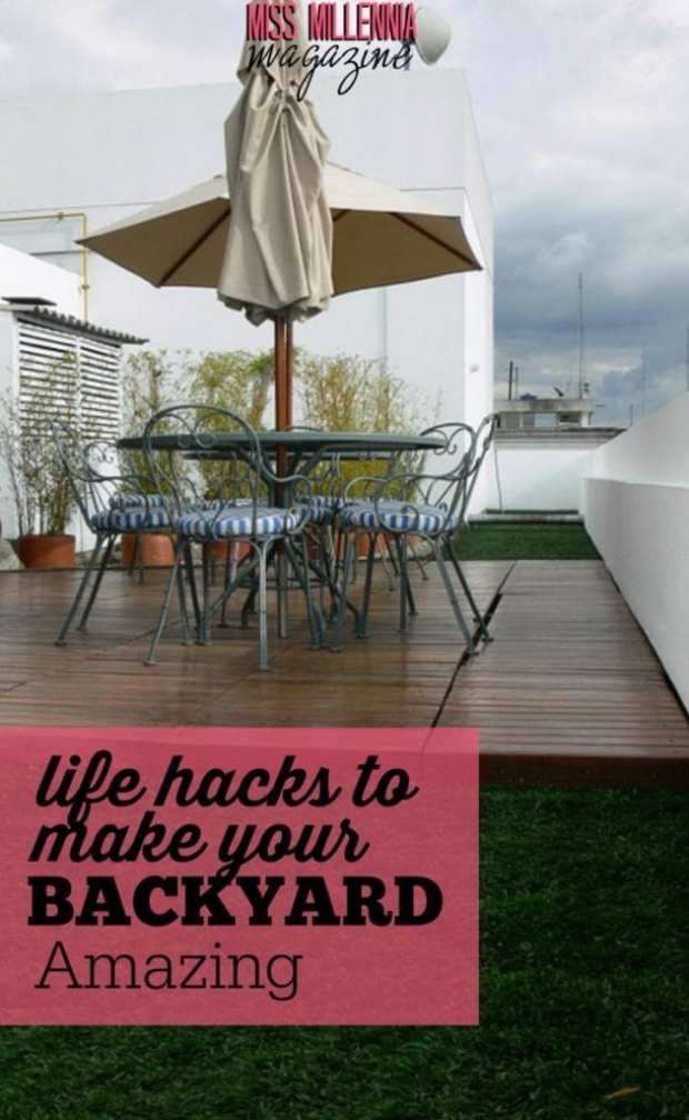 Want to make your next BBQ extra special? Check out this easy and affordable backyard hacks that are sure to wow your guests!