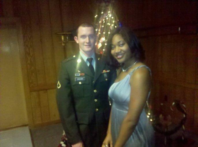 chris and I at a military christmas ball