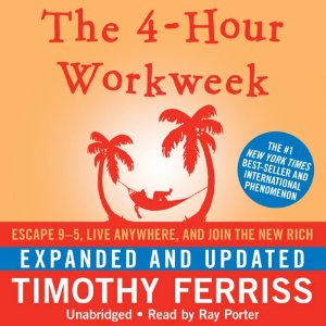 4 hour workweek audible