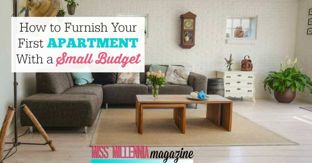 How to furnish your first apartment with a small budget for Furnish an apartment on a budget