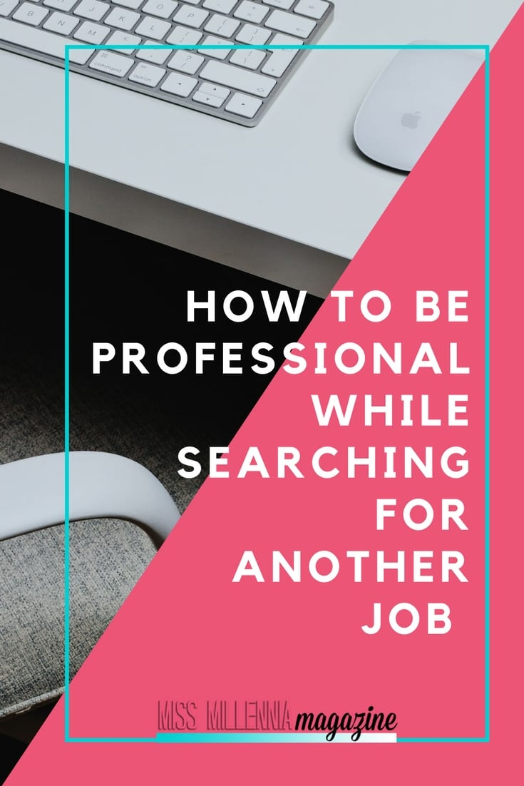 There are few things more uncomfortable than trying to search for a new job while keeping it on the low-down at your current job. Learn how to handle this!
