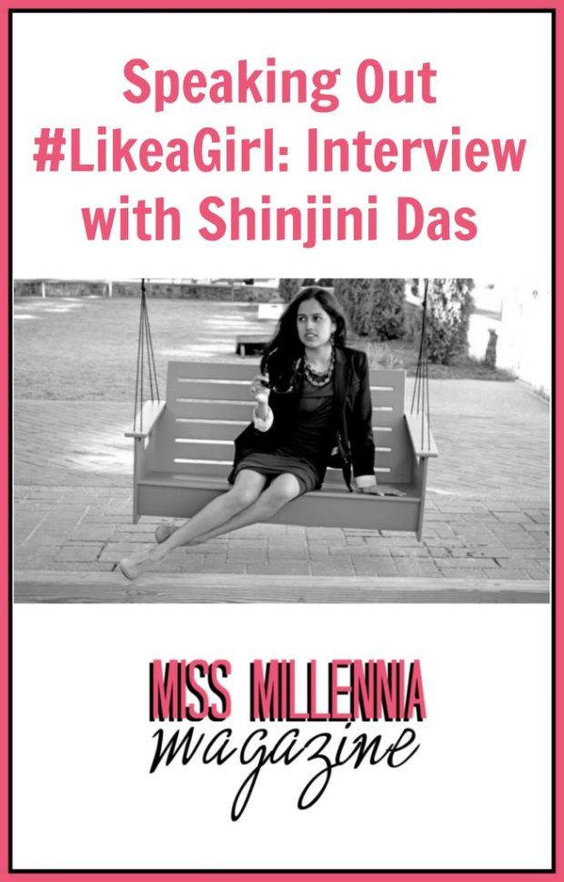 Interview with Shinjini Das