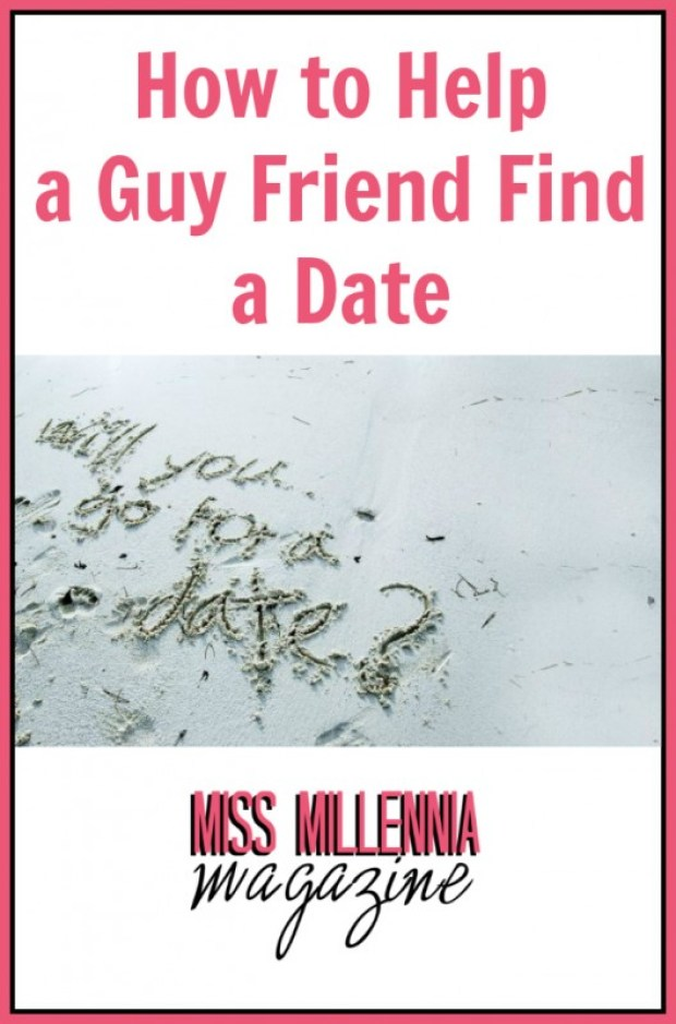 How to Help a Guy Friend Find a Date
