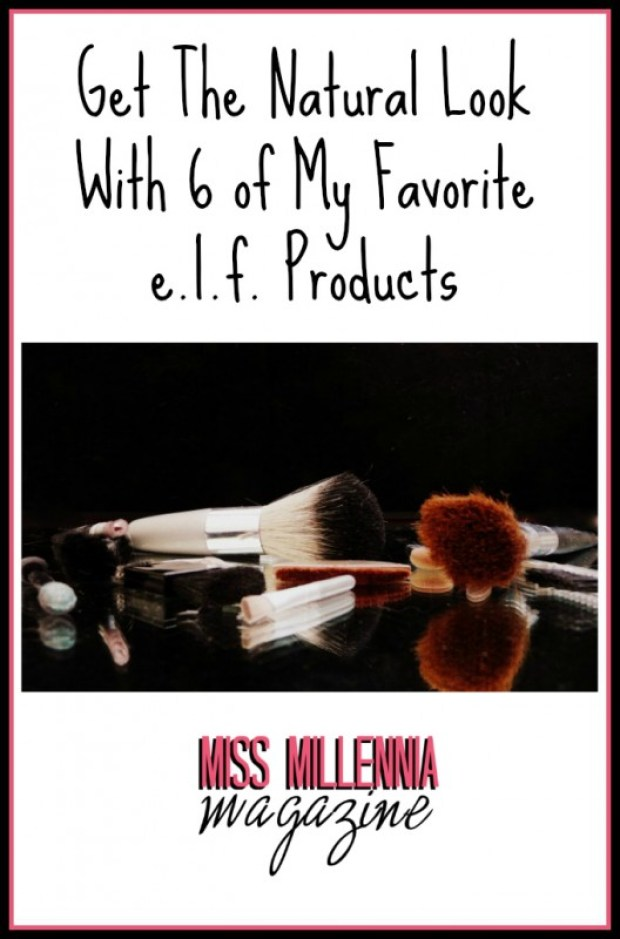 Get The Natural Look With 6 of My Favorite e.l.f. Products