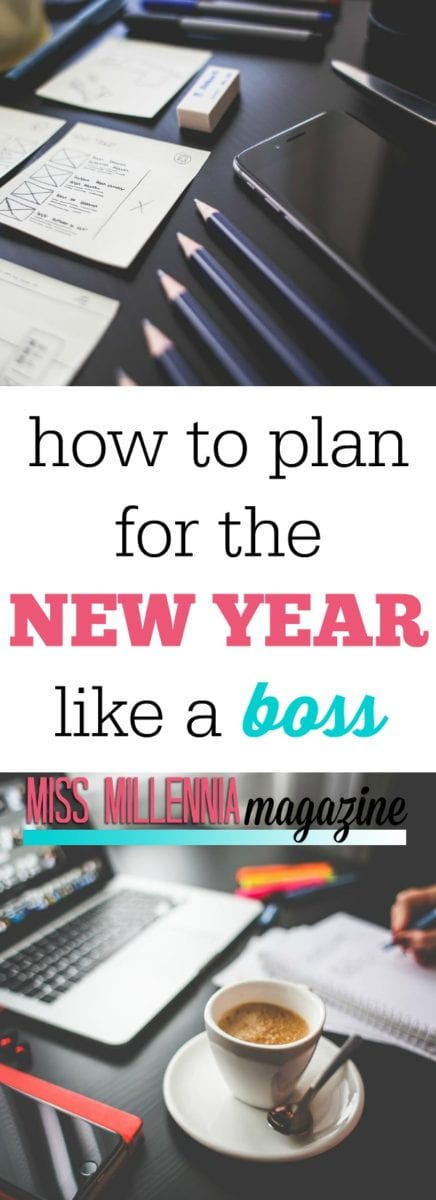 How to Plan For the New Year Like a Boss