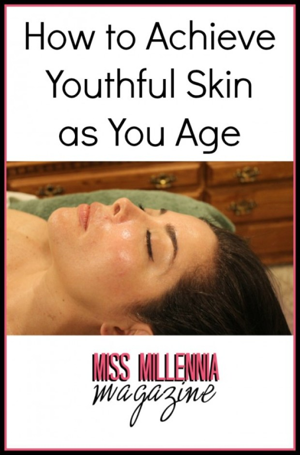 How to Achieve Youthful Skin as You Age