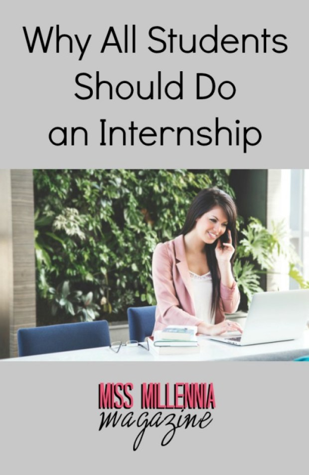 Why All Students Should Do an Internship