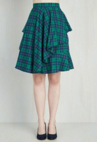 Modcloth elegant-and-intelligent-skirt-in-tartan