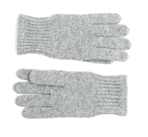 Naadam Cashmere chunky gloves