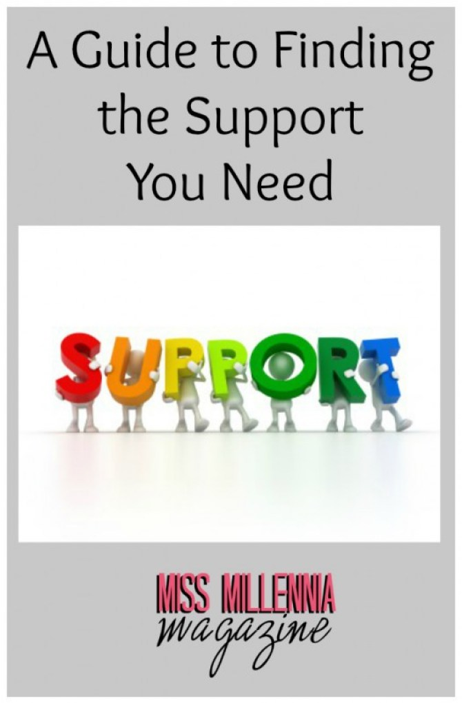 A Guide to Finding the Support You Need