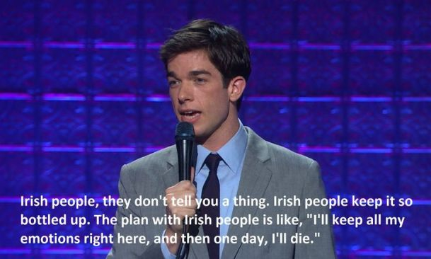 Pinterest John Mulaney Irish people in relationships