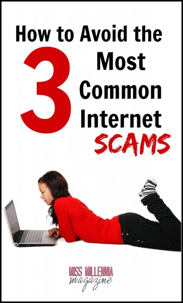 How to Avoid the Most Common Internet Scams
