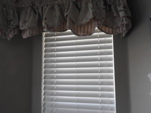 blinds collect dust, but work to make them allergy-free