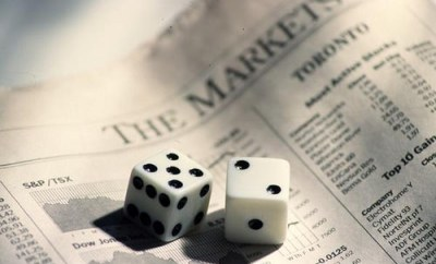 rolling the dice on the markets for stock portfolio