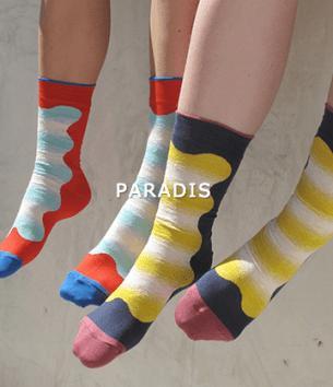 bonne maison spice up a basic outfit with socks