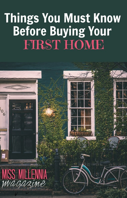 Things You Must Know Before Buying Your First Home