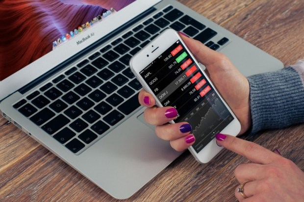 investment apps phone