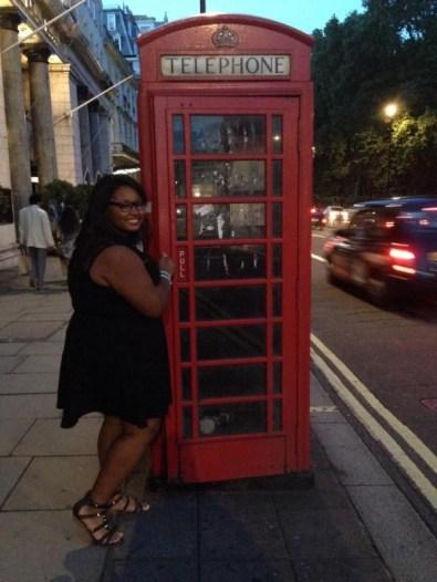 traveling in london