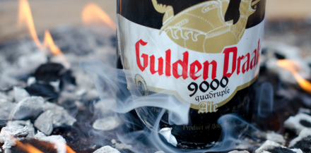 Gulden Draak Beer is perfect for a college grad party