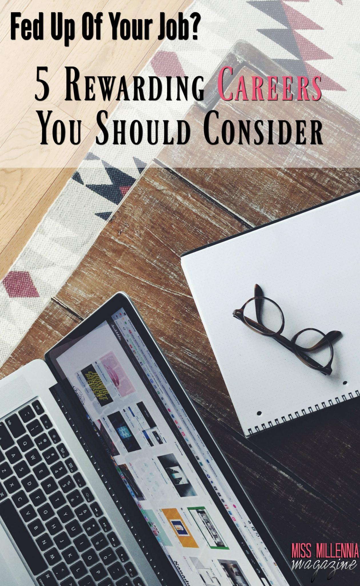 5 Rewarding Careers You Should Consider