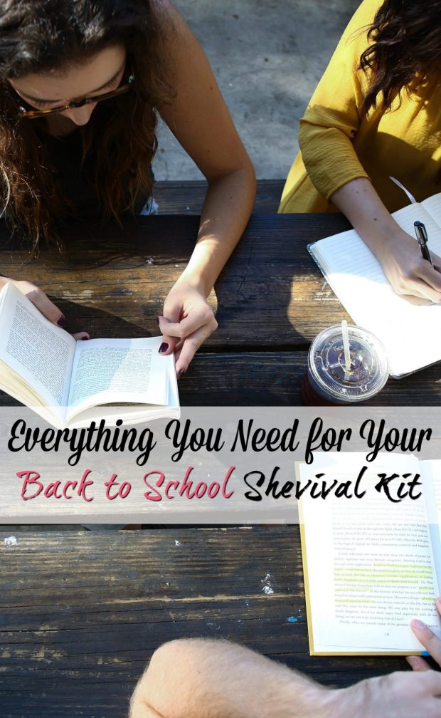 Everything You Need for Your Back to School Shevival Kit