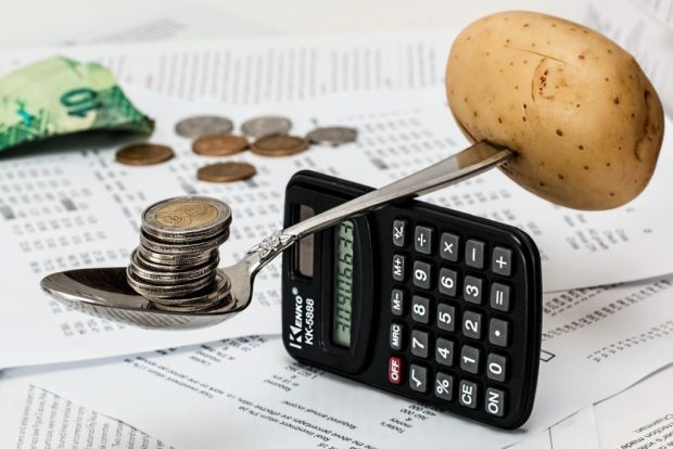 calculator money mistakes