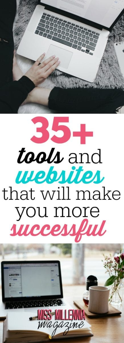 35+ Adulting Tools and Websites that will mae you more successful