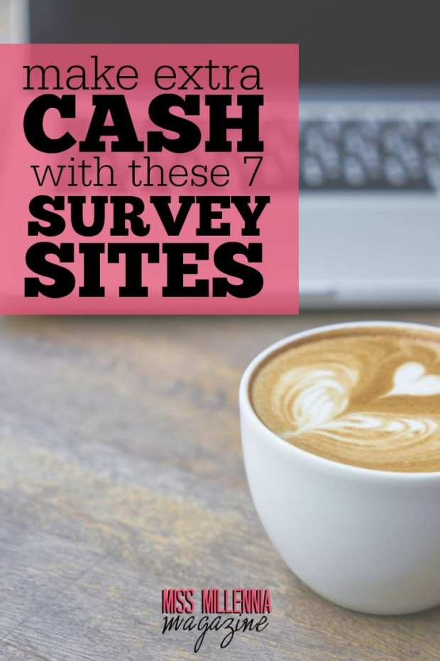 If you want to make some extra cash these legitimate survey sites may be your golden ticket to cash land. Check out all 7 to make $$$.