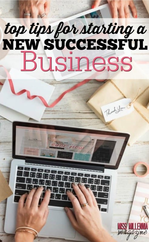 You have decided that you would like to start your own new successful business. Apply these tips and your business will have a solid foundation.