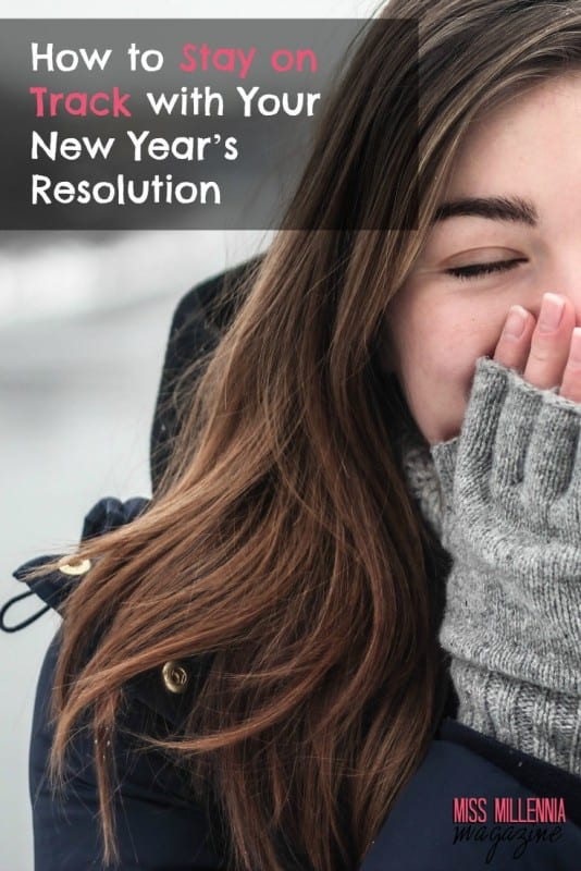 #ad Check out our top ways to stick to your New Year's resolution featuring Orbit gum! #ChewToABetterYou #MissMillMag