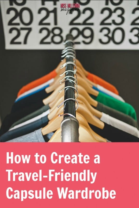 #ad Creating a capsule wardrobe ethically and sustainably is actually a piece of cake! Check out our how-to guide for creating your perfect capsule wardrobe featuring prAna clothing! #iblog4prAna