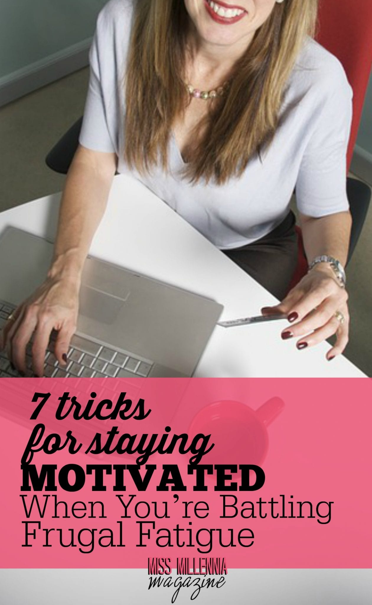 Frugal fatigue is when you end up spending your money because you're tired of saving money. Here are ways to be motivated even when you feel like giving up.