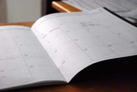 a planner will save you so much time