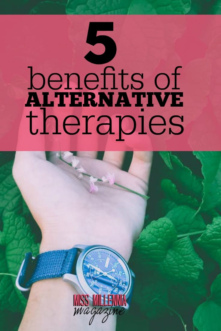 Many people are now using alternative therapies to go along with the traditional medicine they've been prescribed by doctors.
