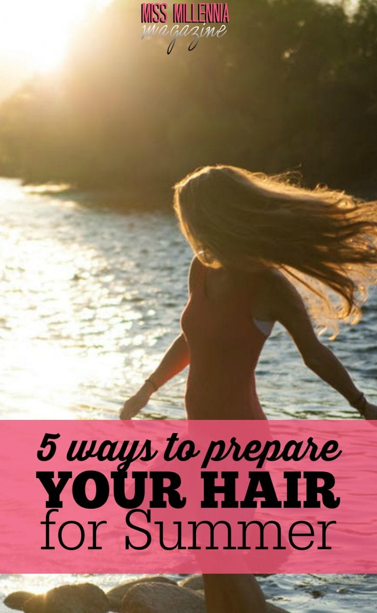 Despite being a beautiful season, summer is when your hair is damaged the most. Here are ways to prepare your hair from damage this summer.
