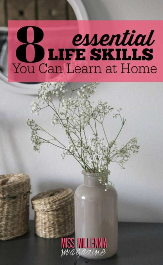 To give you an idea of some life skills that are incredibly useful, here are 8 modern life skills that you can learn online in the comfort of your own home