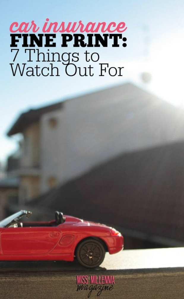 It is easy to get tempted by extremely low prices when shopping for a car insurance policy. These are just some of the things to watch out for.