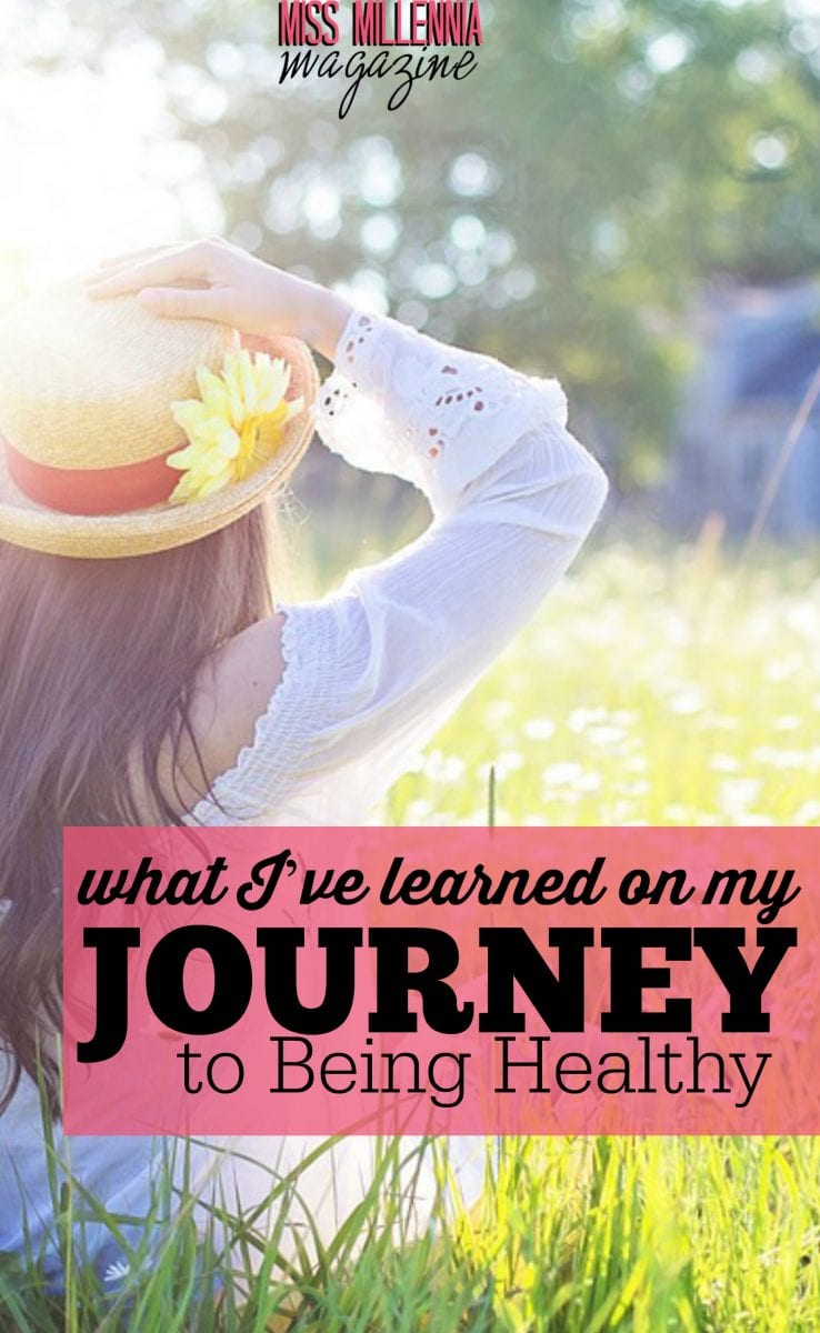 """A few months ago I set off on a journey to Finding My Healthy. Let me introduce you to the """"self"""" I am"""